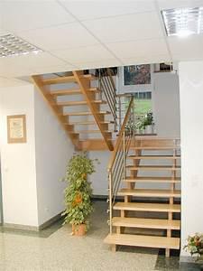 Leiter Für Treppenstufen : aufgesattelte podesttreppe mit mitlaufendem gel nder ~ A.2002-acura-tl-radio.info Haus und Dekorationen