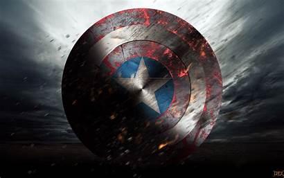 Captain Shield America Computer Desktop Backgrounds Americas