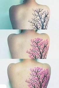 tatuajes espalda arbol