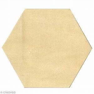 Dessous De Verre Bois : dessous de verre en bois hexagone 9 5 x 11 cm 6 pcs dessous de verre creavea ~ Teatrodelosmanantiales.com Idées de Décoration