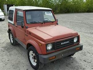 Auto Auction Ended On Vin  Js4jc51c1j4229148 1988 Suzuki Samurai In Wa