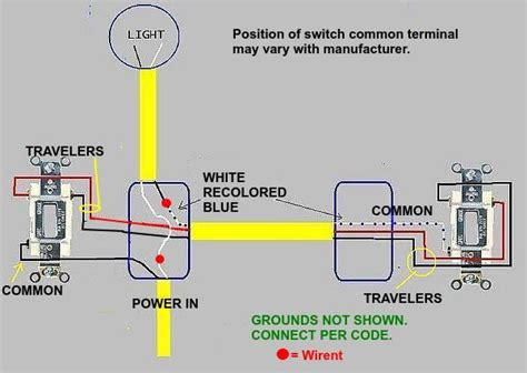 Way Switch Working But Not The Single Pole Need Help
