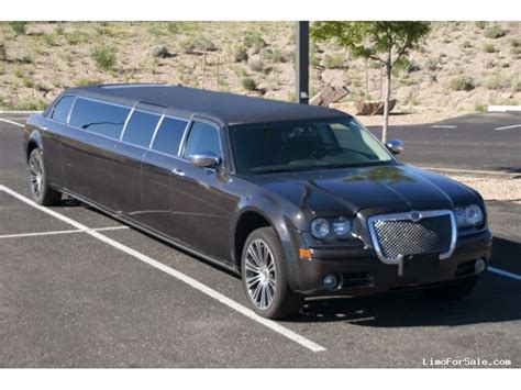 Chrysler 300 Suv used 2010 chrysler 300 suv stretch limo american limousine