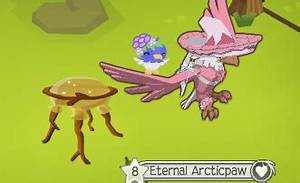 What is this thing animal jam wiki for Floor lamp animal jam