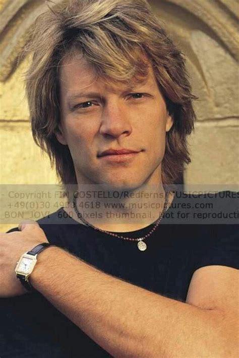 Pin Shayla Bogulski Jon Bon Jovi