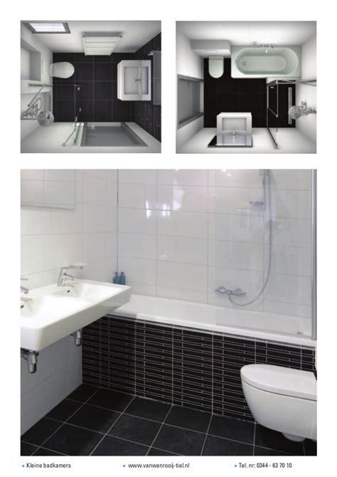 badkamers klein kleine badkamer voorbeelden