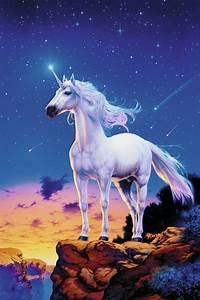 Schöne Einhorn Bilder : unicorn paintings lassen unicorn of monoceros horses and unicorns pinterest ~ Frokenaadalensverden.com Haus und Dekorationen