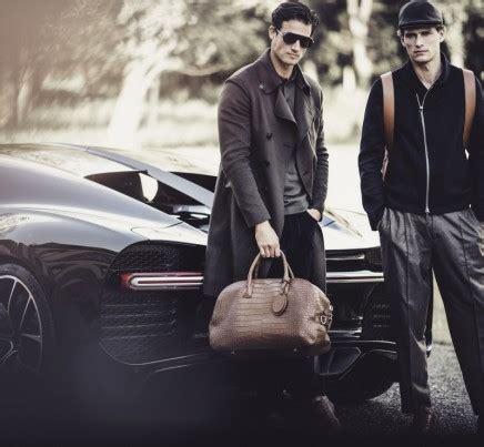 Bugatti automobiles macaron cap black. Giorgio Armani for Bugatti capsule collection - 2LUXURY2.COM