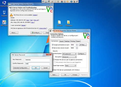 vnc client  viewer  windows mac  linux