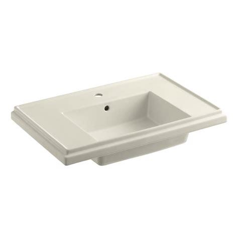 30 inch bathroom sink kohler k 2758 1 58 tresham 30 inch pedestal bathroom sink