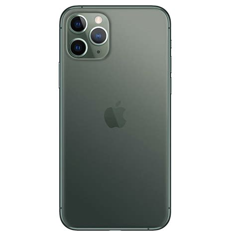 iphone pro max gb midnats gron
