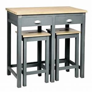 Petite Table Avec Rallonge : petite table haute cuisine table cuisine a rallonge newbalancesoldes ~ Teatrodelosmanantiales.com Idées de Décoration