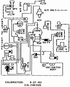 1978 Ford Vacuum Diagram  1978  Free Engine Image For User Manual Download