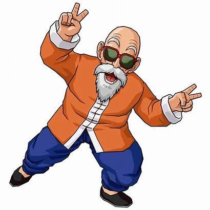 Roshi Master Wiki Pooh Adventures Dragon Ball