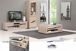 Meuble Tv Stockholm : meuble tv table basse colonne d cor c ramique ch ne massif ~ Teatrodelosmanantiales.com Idées de Décoration