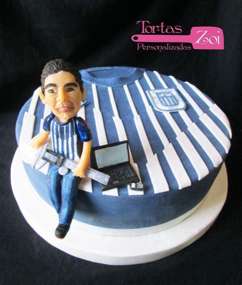 un hincha de alianza lima tortas personalizadas zoi
