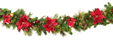 Transparent Background High Resolution Garland Png by Decorative Garland Crimson Harvest Battery Operated Led