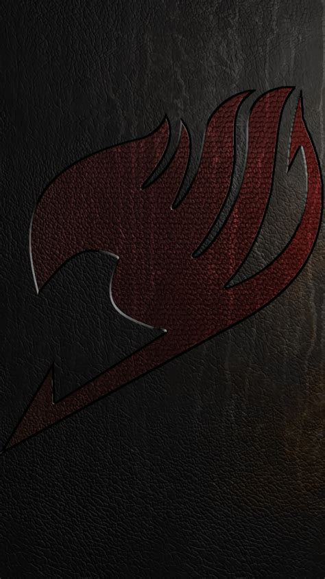fairytail logo wallpapers wallpaper cave