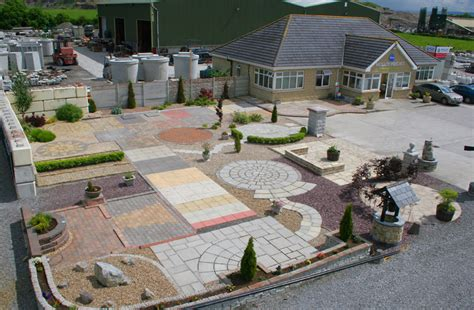 paving slabs and brick molloy precast