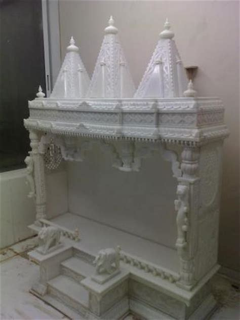 MARBLE TEMPLES   Household Temples Manufacturer from Indore