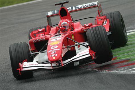 The ferrari f2004 was designed by rory byrne, ross brawn and aldo costa for the 2004 formula one season. Great racing cars: 2004 Ferrari F2004   Motor Sport Magazine