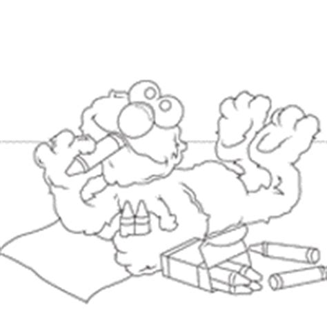 elmo drawing coloring pages surfnetkids