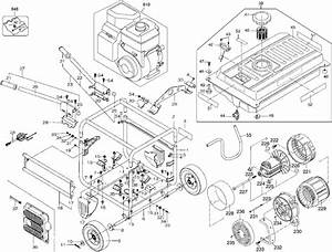 Dewalt Dg7000 Type 1 Generator Parts