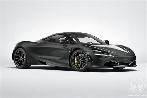Mclaren 720s Supercar Was Created To Celebrate Three Years