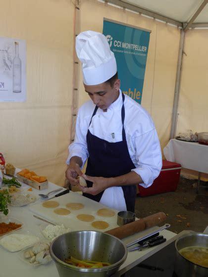 formation cuisine montpellier toques toqués à montpellier un record d affluence pour
