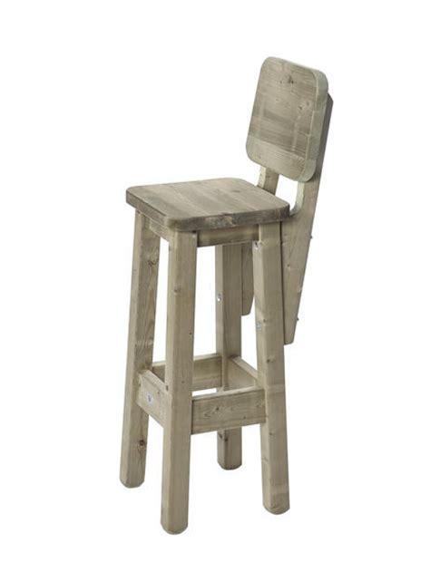 tuin kruk hout houten barkruk en statafel houten zitbanken uw