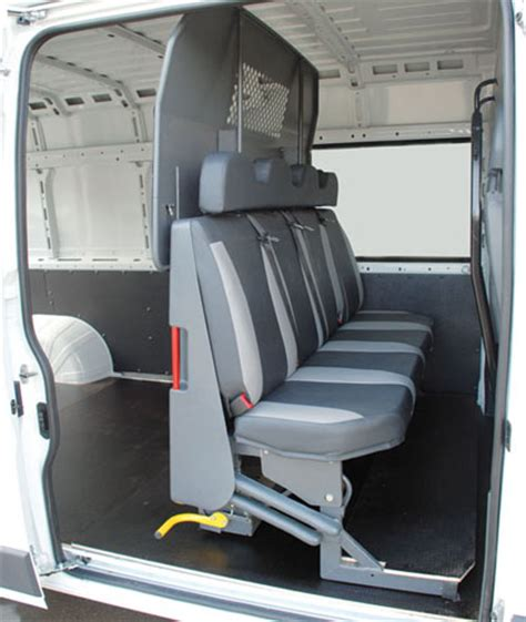 siege renault trafic occasion cabine approfondie roler cab banquette repliable 4