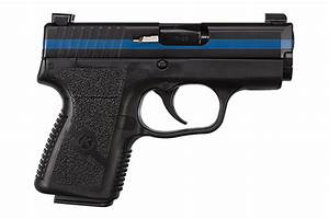 """Kahr Arms Introduces Special Edition """"Thin Blue Line"""" PM9 ..."""