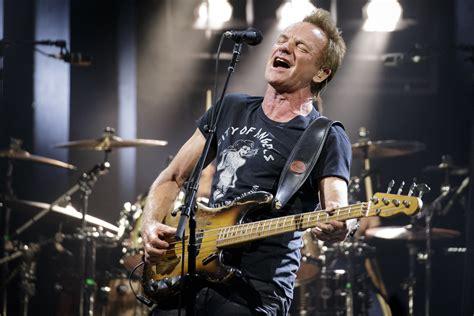 Sting Showcases Versatility, Depth And Enduring Rock Power