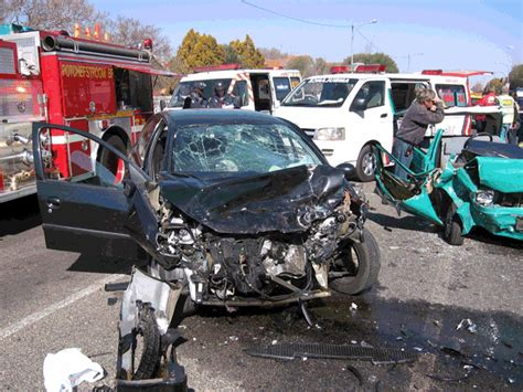 Drunk Driving Crash Potchefstroom
