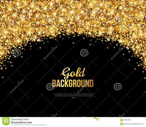 Black and Gold Banner Greeting Card Black and gold