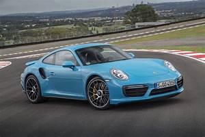 Photo Gallery 711835 2017 Porsche 911 Turbo And 911