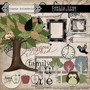 Family Tree Shop : shop by designer joanne brisebois family tree redefined element pack ~ Bigdaddyawards.com Haus und Dekorationen