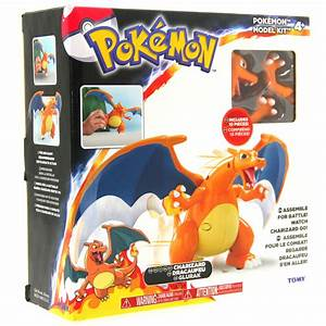 pokemon toys charizard model kit