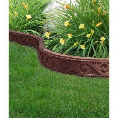 multy home      rubber flexi curve terra cotta