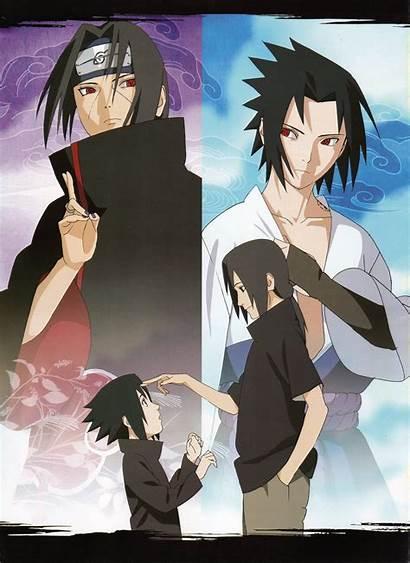 Itachi Sasuke Background Wallpapertag Popular