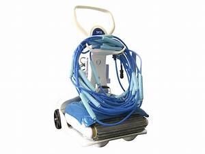 Robot Piscine Electrique : robot piscine lectrique cristaline safyr avec chariot sur ~ Melissatoandfro.com Idées de Décoration