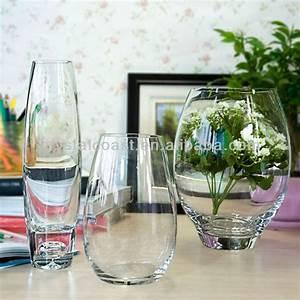 Vase Suspendu En Verre : verre transparent vase de fleurs suspendus pas cher grand ronde claires vases en verre ~ Teatrodelosmanantiales.com Idées de Décoration