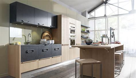 conception cuisine but cuisine design avec îlot métisse par thibault desombre