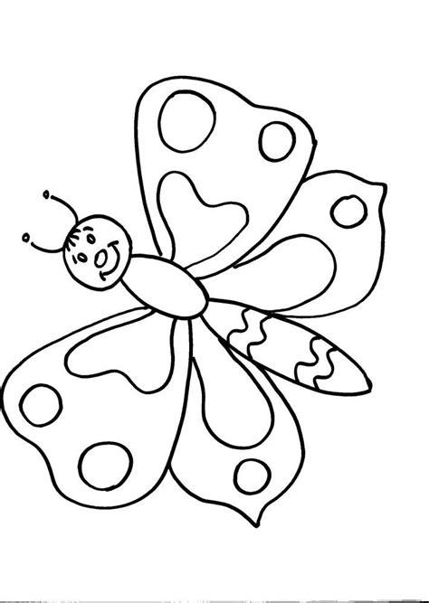 immagini colorate da stare farfalle da colorare e ritagliare az colorare