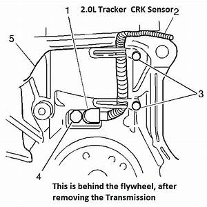 chevy 2 0l crank sensor location get free image about With chevy tracker o2 sensor wiring harness