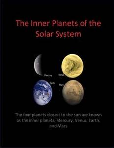 Book the Inner Planets - Pics about space