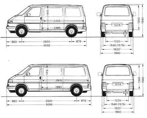 nissan serena 2006 dimensions du t4 t4zone