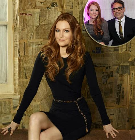 darby stanchfield is she married it took darby stanchfield six years to reveal her married
