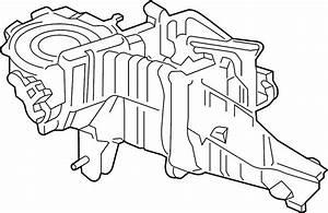 Ford F C  Evaporator