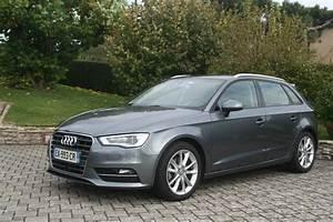 Audi A3 Prix Occasion : achat audi a3 sportback 1 4 tfsi ambition s tronic 2014 d 39 occasion pas cher 20 350 ~ Gottalentnigeria.com Avis de Voitures